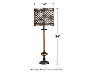 Rodolf Table Lamp, , large
