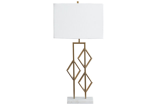 Edsel Table Lamp, , large