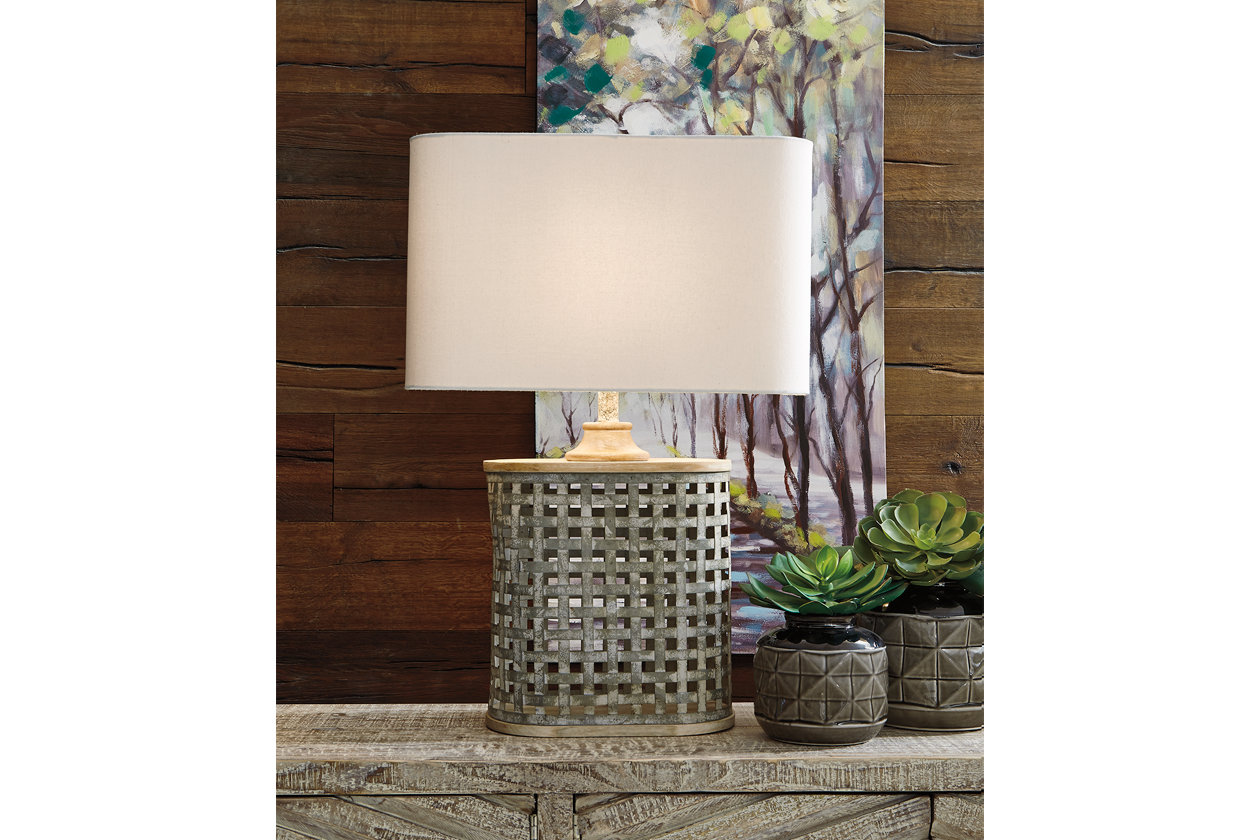 Deondra Table Lamp Ashley Furniture Homestore