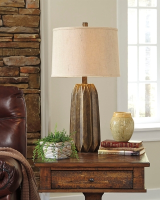 Khalil Table Lamp, , large