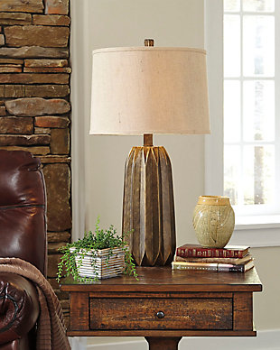 Khalil Table Lamp, , rollover