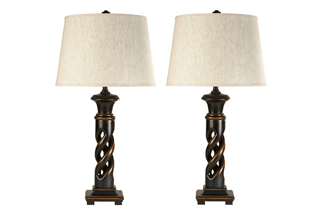 Stylish Fallon Table Lamp  Product Photo