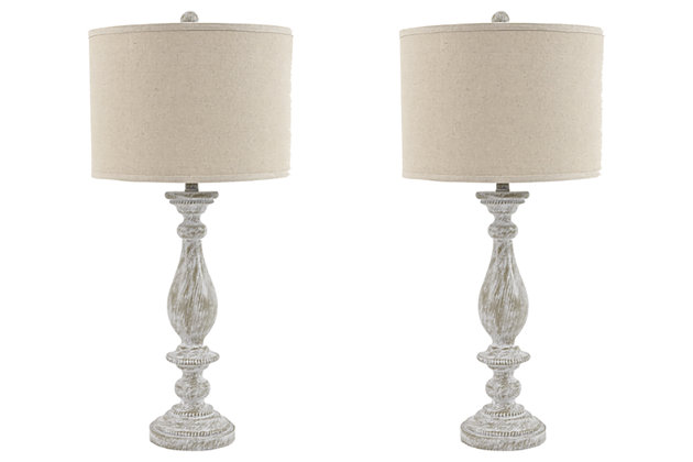 Bernadate Table Lamp (Set of 2), , large