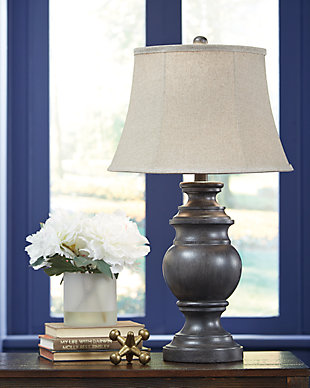 Leonadra Table Lamp (Set of 2), , rollover