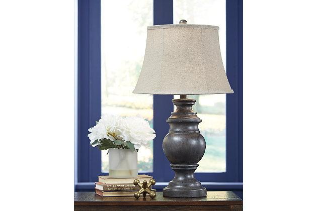 Leonadra Table Lamp (Set of 2), , large