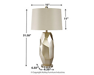 Darda Table Lamp, , large