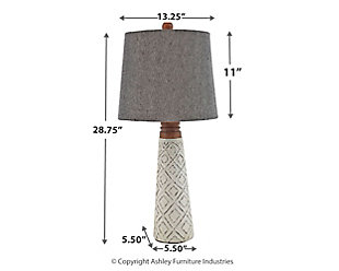 Cutris Table Lamp (Set of 2), , large