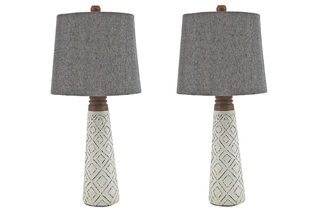 Cutris Table Lamp (Set of 2), , large