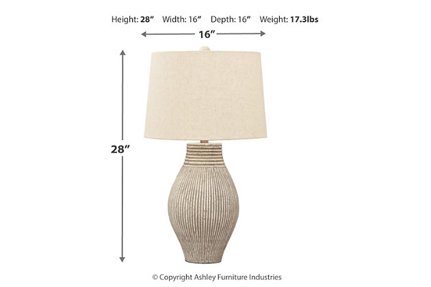 Layal Table Lamp, , large