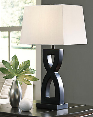 Amasai table lamp set of 2 large