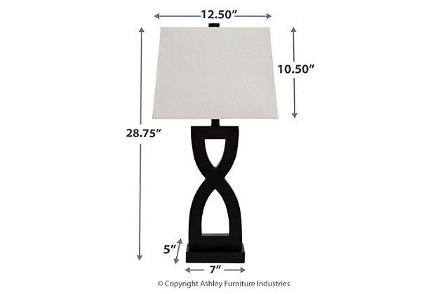 Amasai Table Lamp (Set of 2), , large
