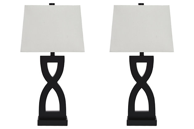 Amasai Table Lamp (Set of 2), , large