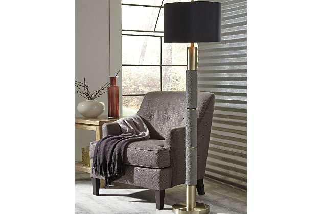 Jacek floor lamp ashley furniture homestore jacek floor lamp large aloadofball
