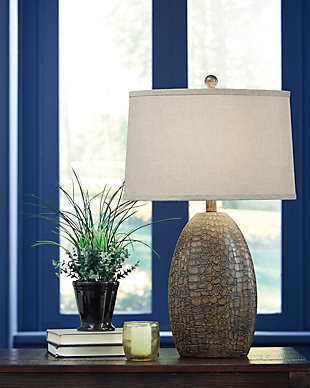 Melvin Table Lamp (Set of 2), , rollover