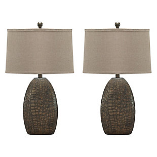 Melvin Table Lamp (Set of 2), , large