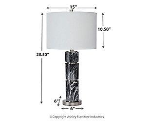 Maricela Table Lamp (Set of 2), , large
