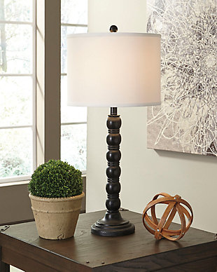Shellany Table Lamp (Set of 2), , large