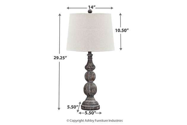 Mair Table Lamp (Set of 2), , large