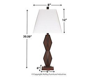 Natane Table Lamp (Set of 2), , large