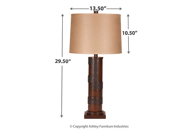 Oriel Table Lamp (Set of 2), , large