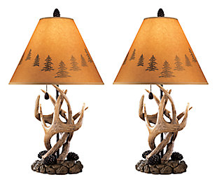 Derek Table Lamp (Set of 2), , large