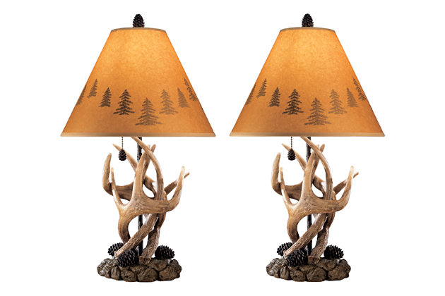 Learn more about Derek Table Lamp  Product Photo