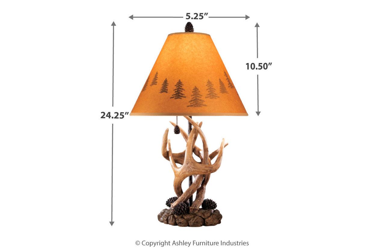 Derek Table Lamp Set Of 2 Ashley Furniture Home