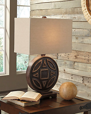 Tabrimon Table Lamp, , rollover