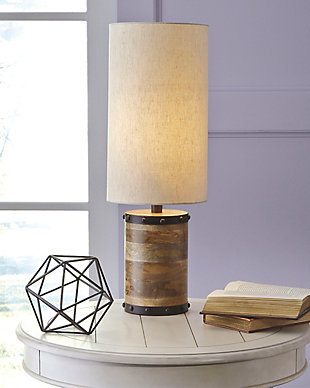 Ian Table Lamp, , rollover