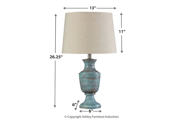 Jehoram Table Lamp, , large