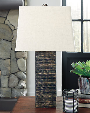 Mahak Table Lamp (Set of 2), , rollover