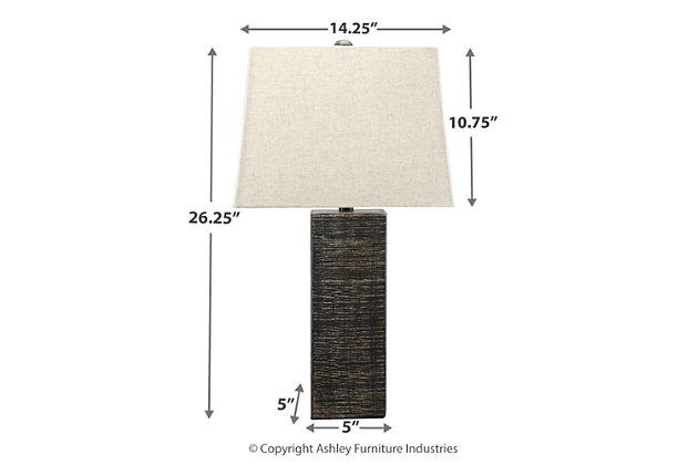 Mahak Table Lamp (Set of 2), , large
