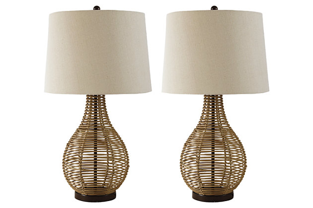 Erwin Table Lamp (Set of 2), , large