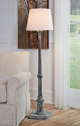 Zimba Floor Lamp, , large