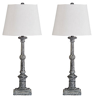 Zimba Table Lamp (Set of 2), , large