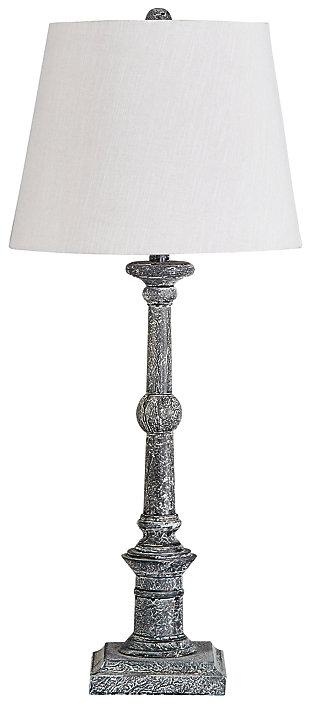 Zimba Table Lamp (Set of 2), , large