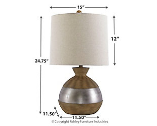 Mandla Table Lamp, , large