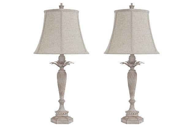 Ethelsville Table Lamp Set Of 2 Ashley Furniture Homestore