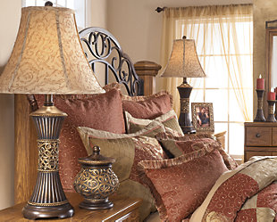 Lamp Sets | Ashley Furniture HomeStore