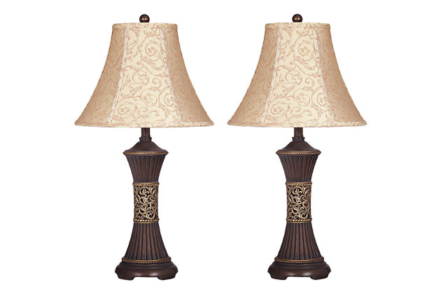 Mariana Table Lamp (Set of 2), , large