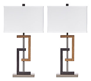 Syler Table Lamp (Set of 2), , large