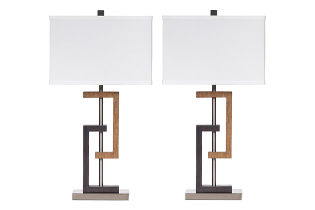 ... Syler Table Lamp (Set Of 2), , Large