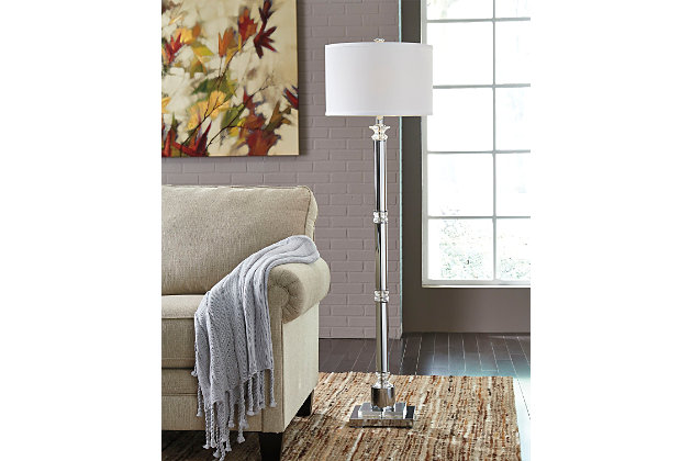 Marlon Floor Lamp, , large