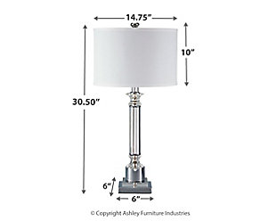 Marlon Table Lamp, , large