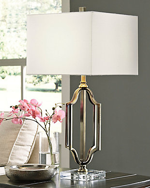 Arabela Table Lamp, , rollover