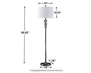 Joaquin Floor Lamp, , large