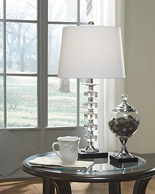 Leesa Table Lamp (Set of 2), , rollover