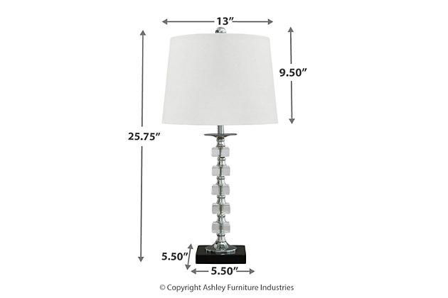 Leesa Table Lamp (Set of 2), , large