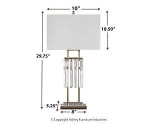 Megdalia Table Lamp, , large