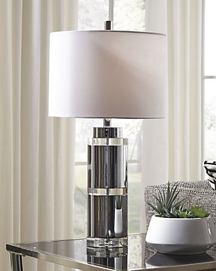 Makram Table Lamp (Set of 2), , rollover